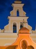 San Francesco del Assisi Church, Forio, Ischia, Bay of Naples, Campania, Italy Photographic Print by Walter Bibikow