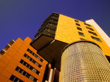 Daimler Chrysler Buildings, Potsdamer Platz, Berlin, Germany Photographic Print by Walter Bibikow