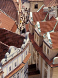 View from Old Town Hall Tower, Prague, Czech Republic Photographic Print by Sergio Pitamitz