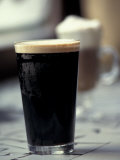 Pint of Stout, Ireland Photographic Print by Dave Bartruff
