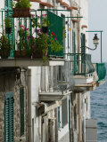 Building Detail, Ischia, Bay of Naples, Campania, Italy Photographic Print by Walter Bibikow