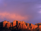 Cathedral Rocks in Sedona, Arizona, USA Stampa fotografica di Chuck Haney
