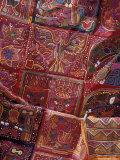Hand-Stitched Textiles, San Blas Islands, Panama Photographic Print by Cindy Miller Hopkins