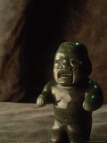 Boca Baby, Olmec, Jade, National Museum of Anthropology and History, Mexico City, Mexico Photographic Print by Kenneth Garrett