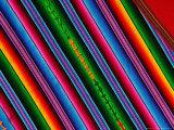 Bright Textile, Ixcel Textile Co-op, San Antonio Aguas Calientes, Guatemala Photographic Print by Cindy Miller Hopkins