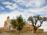 Ruins of Old Church, Mineral de Pozos, Guanajuato, Mexico Photographic Print by Julie Eggers