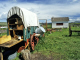 Grant-Kohrs National Historic Site, Deerlodge, Montana, USA Photographic Print by Chuck Haney