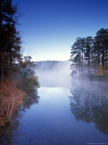 Morning on a Quiet Lake, Arkansas, USA Photographic Print by Gayle Harper