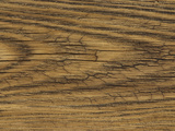 Close-up of a Lined and Rough Wooden Board Photographic Print