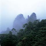 A Mountain Range Photographic Print