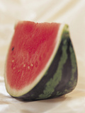 Wedge of Watermelon Photographic Print