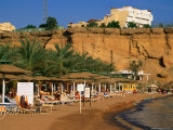 Beach Resort, Sharm El-Sheikh, Egypt Photographic Print by Mark Daffey