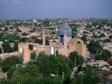 Guri Amir Mausoleum, Uzbekistan Photographic Print by Martin Moos
