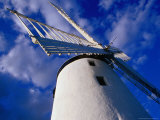 Ballycopeland Windmill, Millisle,Down, Northern Ireland, United Kingdom Photographic Print by Richard Cummins