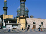 Shrine of Sayyd Mohammid Balad, Balad, Salah Ad Din, Iraq Photographic Print by Jane Sweeney