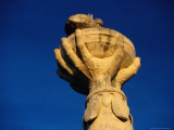 "Detail of ""Hands"" Monument, Dili, East Timor Photographic Print by Tony Wheeler"
