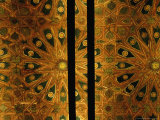 Ceiling Detail in Chapel of the Alcazar, Segovia, Castilla-Y Leon, Spain Photographic Print by Krzysztof Dydynski