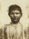 Composite Photograph of Cotton Mill Child Laborers, c.1913 Plakat af Lewis Wickes Hine