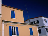 Colourful House, Gibraltar Photographic Print by Johnson Dennis