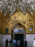 Kadhimain Shrine Constructed in Ad 1515, Baghdad, Baghdad, Iraq Photographic Print by Jane Sweeney