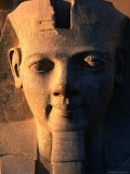 Statue of Ramses II at Luxor Temple, Luxor, Egypt Photographic Print by John Elk III