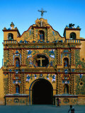 Church of San Andres Xecul,Totonicapan, Guatemala Photographic Print by Jeffrey Becom