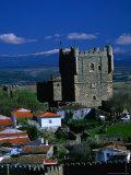 Citadel's Torre De Menagem, Braganca, Portugal Photographic Print by Anders Blomqvist