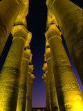 Colonnade of Amenophis III at Luxor Temple, Luxor, Egypt Photographic Print by Anders Blomqvist