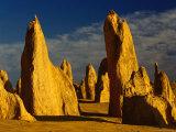 The Pinnacles, Nambung National Park, Western Australia, Australia Photographic Print by Richard I'Anson