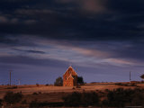 Church at Ghost Town, Silverton, New South Wales, Australia Photographic Print by Angus Oborn