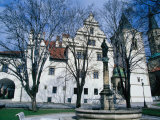 Exterior of Old Town Hall (Radnica), Levoca, Slovakia Photographic Print by Richard Nebesky