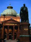 Kaiser Wilhelms Bath and Statue, Frankfurt-Am-Main, Germany Photographic Print by Martin Moos