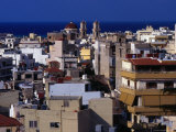 City Rooftops, Iraklio, Greece Photographic Print by Setchfield Neil
