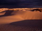 Sand Dunes at Sunrise on the Great Australian Bight, Australia, Photographic Print