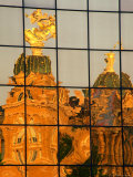 Reflection of the State Capitol Building, Iowa, USA Photographic Print by Richard Cummins