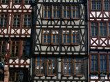 Facades of Houses at Romerberg, Frankfurt-Am-Main, Germany Photographic Print by Martin Moos