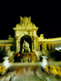 Palais Longchamp Monument, Special Effect, Marseille, France Photographic Print by Jean-Bernard Carillet