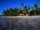 Beach Hut on Tindare Island, Todos Os Santos Bay, Itaparica, Brazil Photographic Print by Manfred Gottschalk