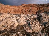 Rocks of Valle De La Luna (Valley of the Moon), Valle De La Luna, Chile Photographic Print by Aaron McCoy