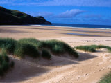 Beach At Sutherland, Scotland Lámina fotográfica por Paul Kennedy