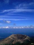 Crater of Azuma Ko-Fuji, Mt. Azuma-San, Japan Photographic Print by Martin Moos