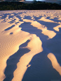 Sand Dune Formations, Croajingolong National Park, Australia Photographic Print by Paul Sinclair