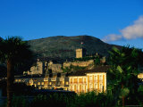 Chateau Fort, Lourdes, France Photographic Print by Martin Moos
