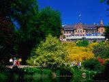 Sofiero Castle, Former King Gustav VI Adolf's Summer Residence, Helsingborg, Skane, Sweden Photographic Print by Anders Blomqvist