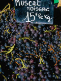 Muscat Grapes for Sale, Bordeaux, France Photographic Print by Martin Moos