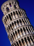 Leaning Tower of Pisa, Pisa, Italy Photographic Print by Setchfield Neil