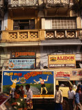 Shop Fronts in Pettah, Bazaar Area, Colombo, Sri Lanka Photographic Print by Dallas Stribley