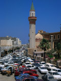 Rush Hour in the Walled City of Tripoli, Libya Photographic Print by Patrick Syder
