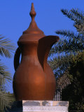 Teapot Sculpture Manama, Al Manamah, Bahrain Photographic Print by Phil Weymouth