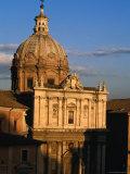 Chiesa Luca E Martina, Rome, Italy Photographic Print by Martin Moos